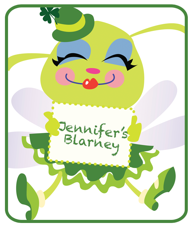 Jennifer's blarney - a St. Patty's Day Treat!