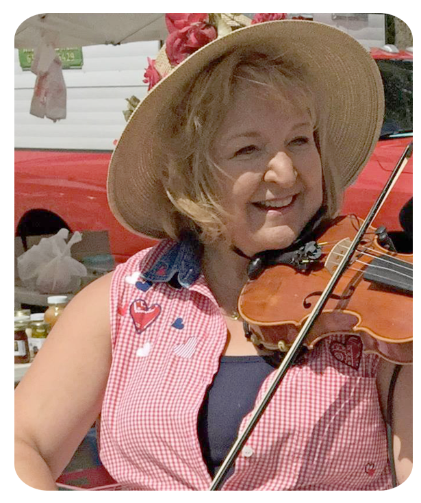 Jennifer Silk, The Strolling Violinist
